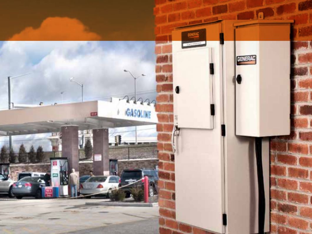 Keep Your Business Powered Through An Outage with a Commercial Generator
